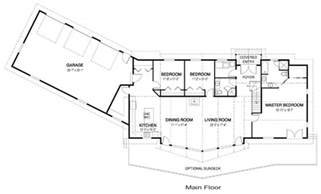 Single Level Ranch House Plans Ranch With Basements Sunroom House Plans 171 Home Plans