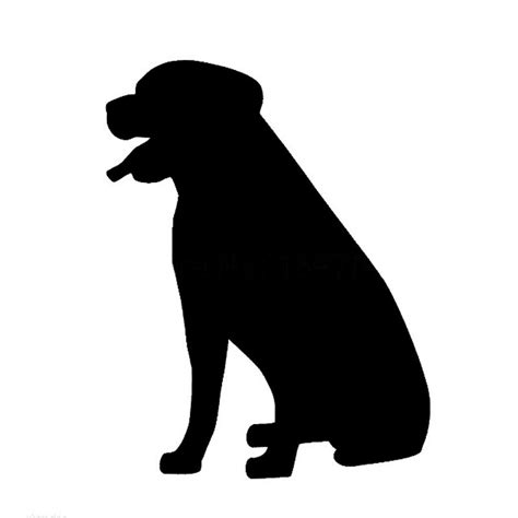 rottweiler motorcycle 8 12cm rottweiler car sticker decals sitting graphics motorcycle stickers and