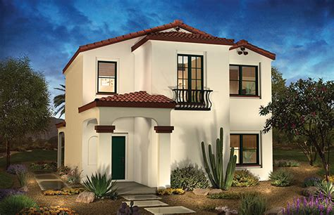 raylee homes eclectic and pueblo revival