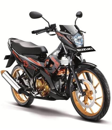 Alarm Motor Buat Satria Fu suzuki satria fighter 1 dijual rp 20 2 jutaan plus alarm