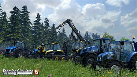 game hd mod 2015 farming simulator 2015 envoie du bois et en coupe aussi