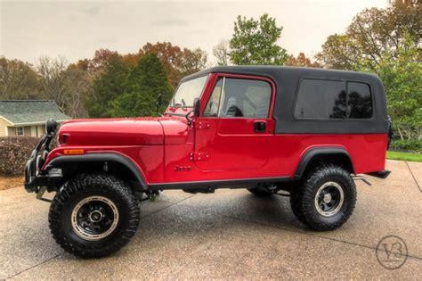 Jeep Shop 1984 Jeep Cj8 V3 Jeep Shop