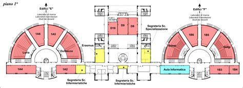 ufficio erasmus bari planimetrie dell edificio della facolt 224 di medicina e