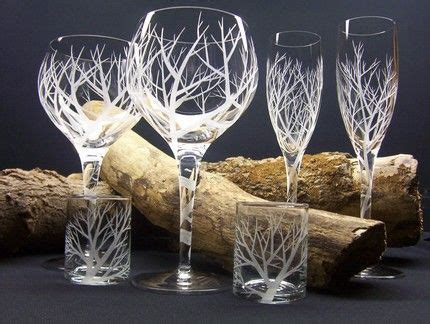 day dream designs hand engraved glasses neat dremel