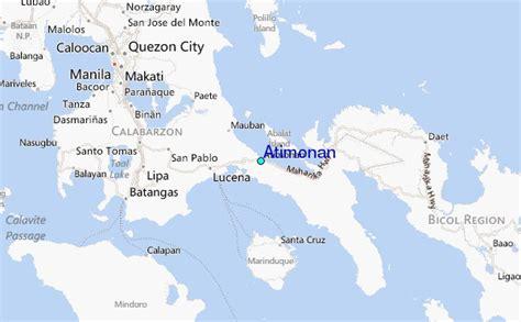 atimonan tide station location guide