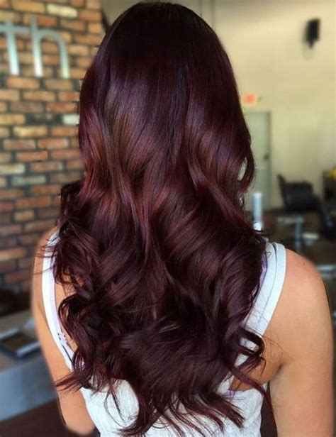 different mahogany hair color styles best 25 mahogany hair ideas on pinterest
