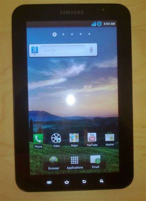 Samsung Tab Gt P1000 for sale used black white unlocked samsung galaxy