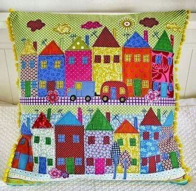Facts About Patchwork - 3736 best images about edge applique on