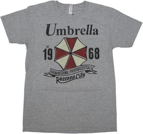Tshirt Umbrella resident evil umbrella t shirt sheer