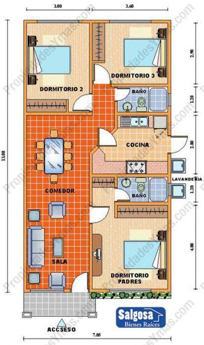 plano de casa de un piso 005jpg las 25 mejores ideas sobre planos de casas en pinterest