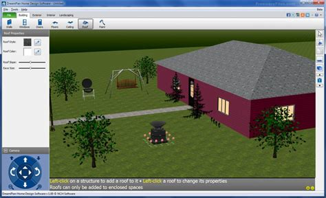 home design software freeware drelan home design software 1 05 ฟร โปรแกรมออกแบบบ าน