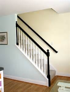 the banister black banisters interior design ideas bright bold and