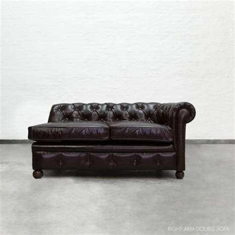 Chesterfield Sofa With Chaise Chaise Sectional Chesterfield