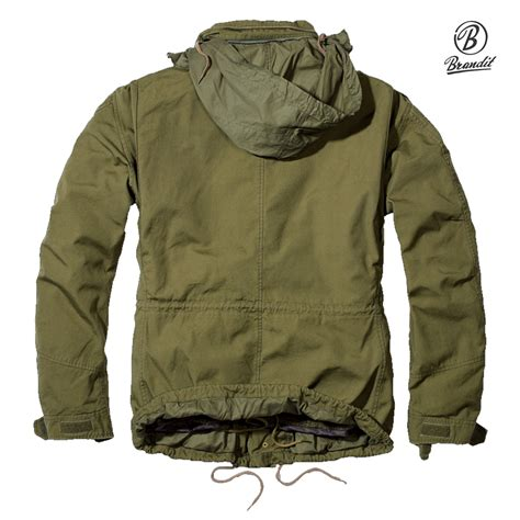 Jaket Parka Army Eagle brandit m65 jacket od m65 jackets clothing