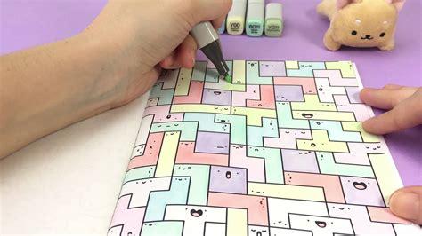 doodle tetris kawaii tetris doodle