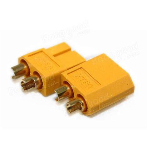 Xt60 Bullet Connectors Plugs Untuk Baterai Rc xt60 bullet connectors plugs for rc battery us 1 99