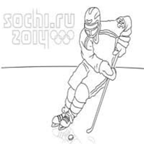 olympic hockey coloring pages coloring pages for 2014 winter olympics in sochi russia