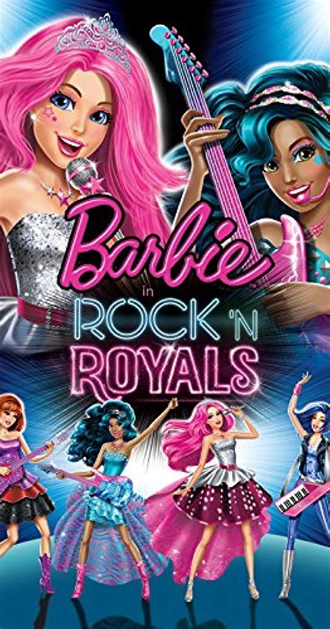 film barbie rock n royals barbie in rock n royals 2015 imdb