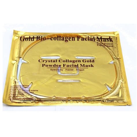 Gold Collagen Mask gold bio collagen mask