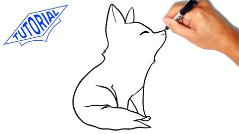 Simple Wolfis M how to draw a wolf for easy step by step drawing