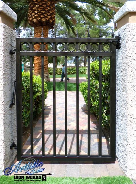 image result  simple wrought iron gate  fence design wrought iron fence  gate iron