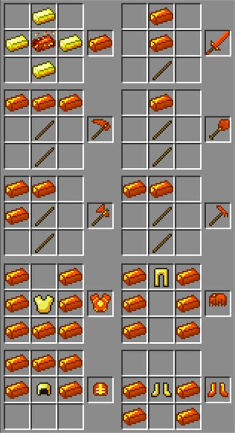 tool mod game java goranium mod v1 2 update new ore ores weapons armor
