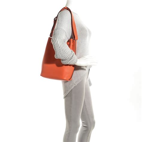 H Ermes So by Hermes Togo So 22 Orange 111892