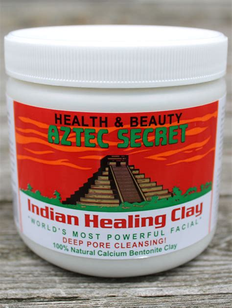 Detox Cs India by Aztec Secret Is A Magic Must Detox Clay Beautyeditor