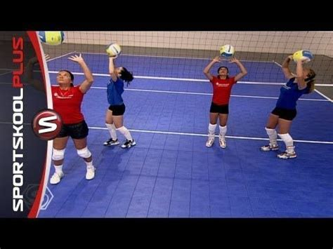 setting drills volleyball beginners m 225 s de 25 ideas incre 237 bles sobre volleyball drills for