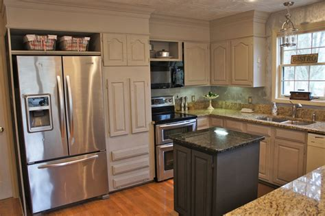 Painting Over Kitchen Cabinets by Cabinet Painting Nashville Tn Kitchen Makeover