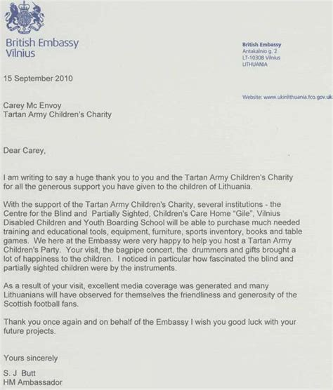 Introduction Letter To Uk Embassy letter from embassy ds 160 confirmation valid philippine