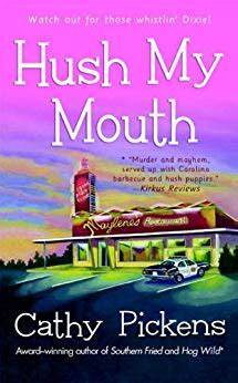 libro my mouth is a hush my mouth a southern fried mystery southern fried mysteries featuring avery andrews ebook
