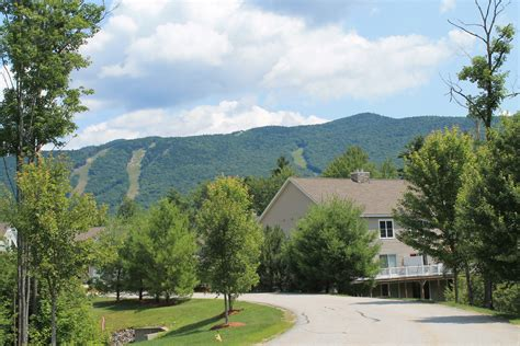 forest ridge townhouse lincoln nh loon mt area listing