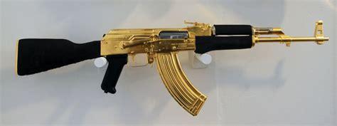 wallpaper gold ak47 gold plated ak 47 als firearms blog cool guns