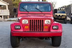 vehicle of the week jeep wrangler yj renegade go4x4it