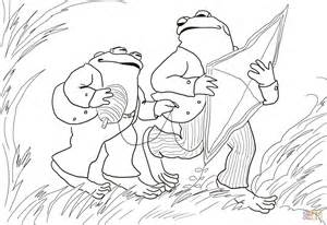 Frog And Toad Coloring Pages frog and toad coloring sheets coloring pages