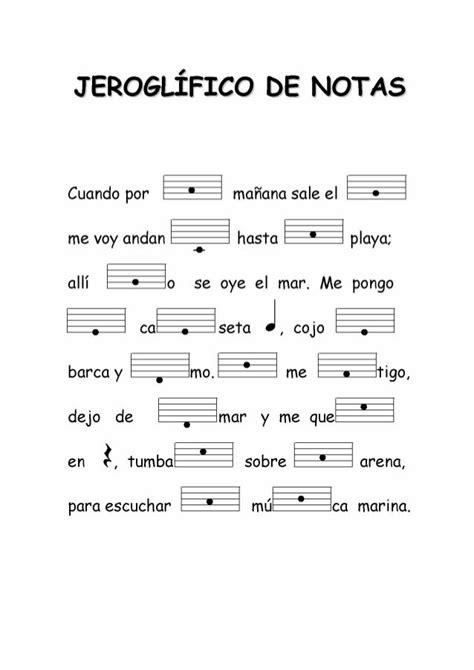 Fichas musica | Clase de musica, Fichas de música