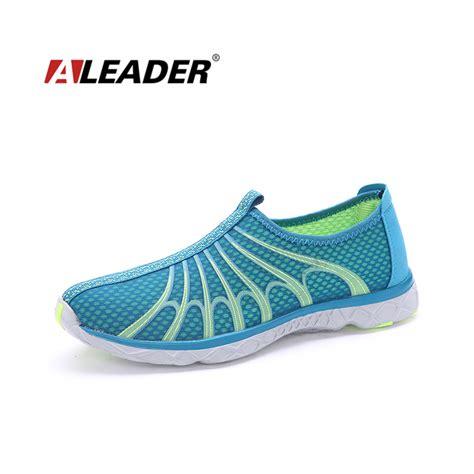 aliexpress buy aleader slip on running shoes