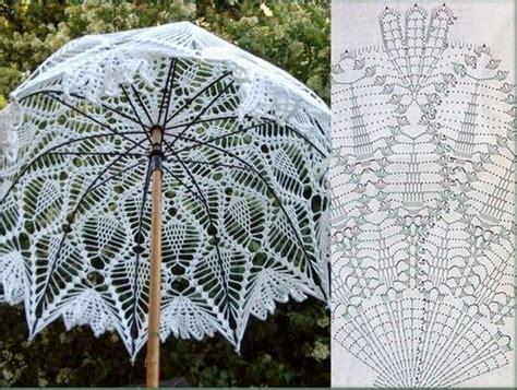 umbrella knitting pattern crochet umbrellas sunshade with patterns crochet