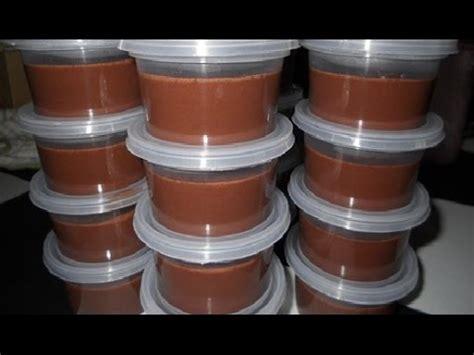 youtube membuat puding coklat cara membuat puding coklat lengkap youtube