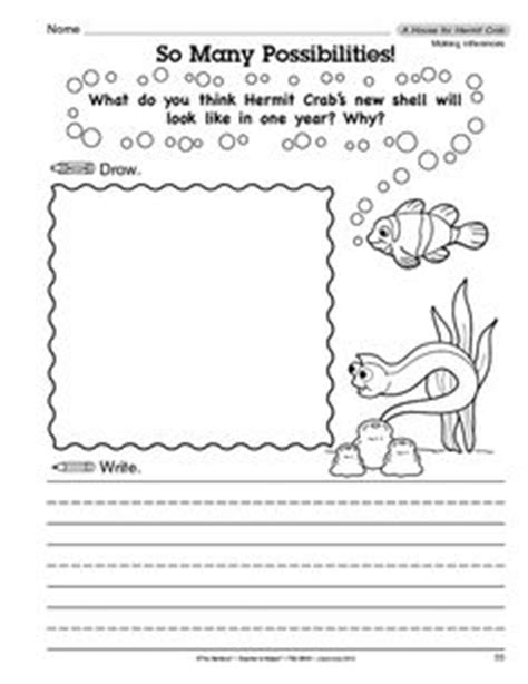 a house for hermit crab lesson plans house for hermit crab k 1 math and literacy pack circles literacy and house