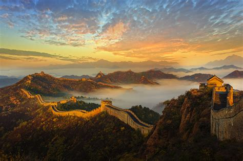 wallpaper for walls china great wall of china full hd wallpaper and background