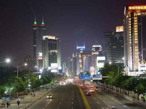 Best Mba China Shenzhen by The World S 20 Best Skylines Ranked Huffpost