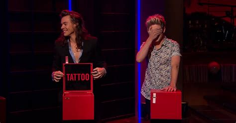harry styles tattoo roulette tattoo roulette per one direction harry styles perde e