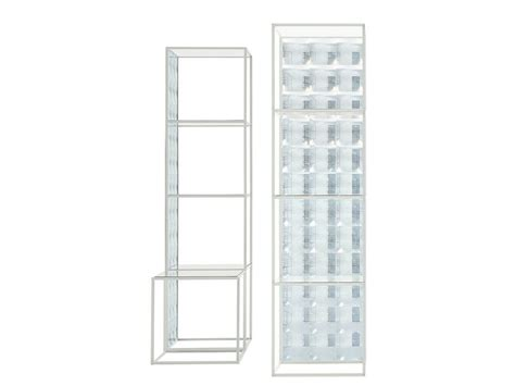 lens bookcase by b b italia design urquiola