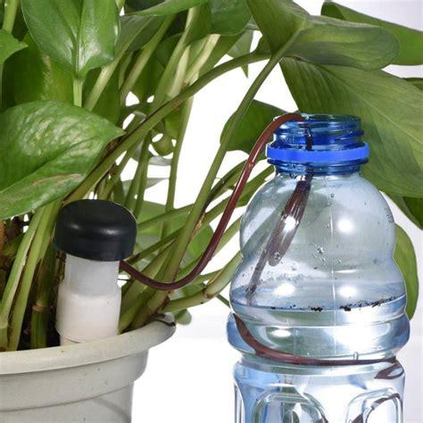 Alat Bantu Penyiraman Pot Otomatis Micro Drip Flow 2pcs alat bantu penyiraman pot otomatis micro drip flow 2pcs white jakartanotebook