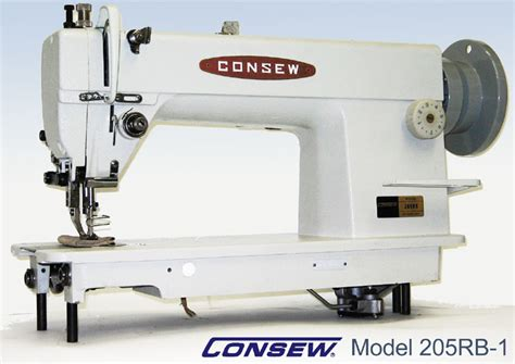 Upholstery Sewing Machine Reviews by Consew 205 Rb 1 Industrial Sewing Machines