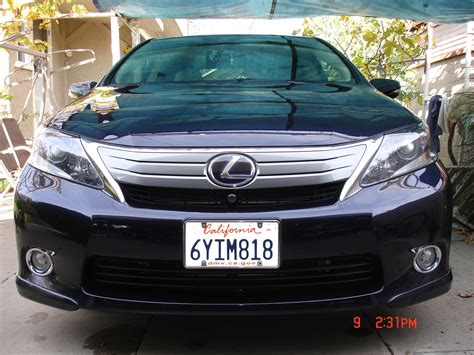 2010 lexus hs 250h review 2010 lexus hs 250h review ratings specs prices and html