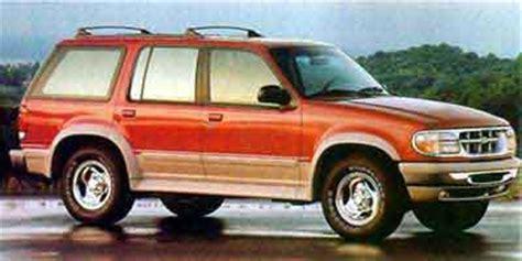1998 ford explorer dimensions iseecars.com