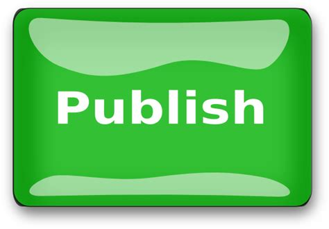 where to publish publish clip at clker vector clip